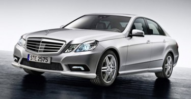 Mercedes-Benz E-Class AMG Sports Package (2010)